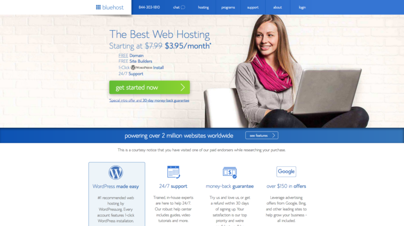 1 Bluerock Home How to Start a Lifestyle Blog