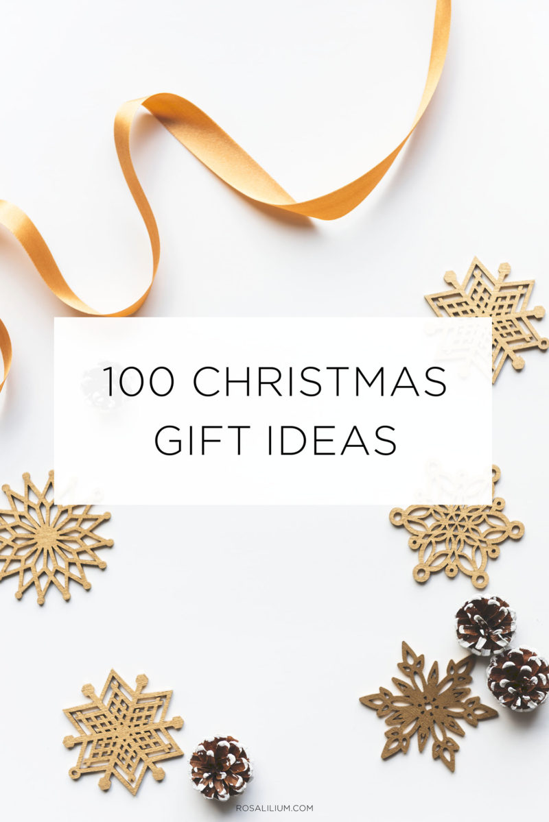 100 CHRISTMAS GIFT IDEAS_GIFT GUIDE