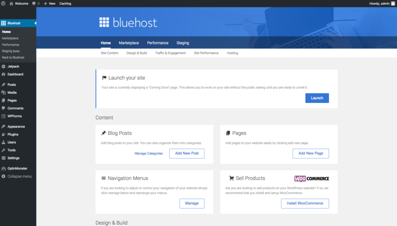 12 Bluehost Tools How to Start a Lifestyle Blog
