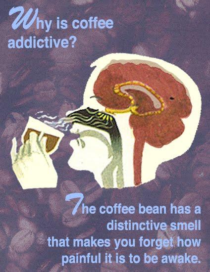 fake science coffee
