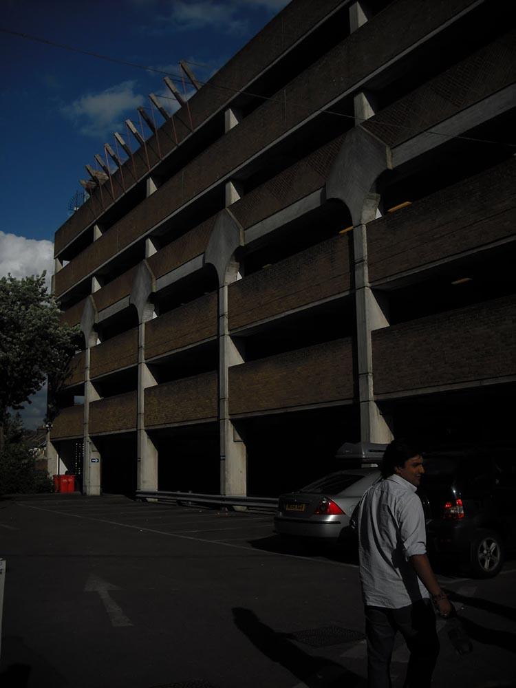 franks bar car park