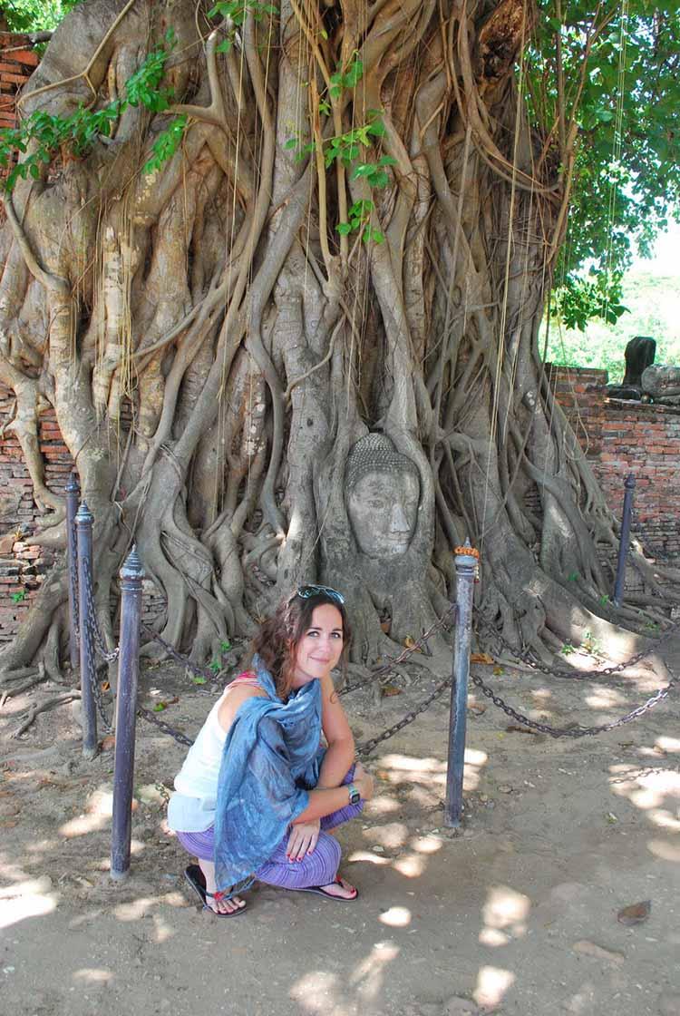 travel ayutthaya