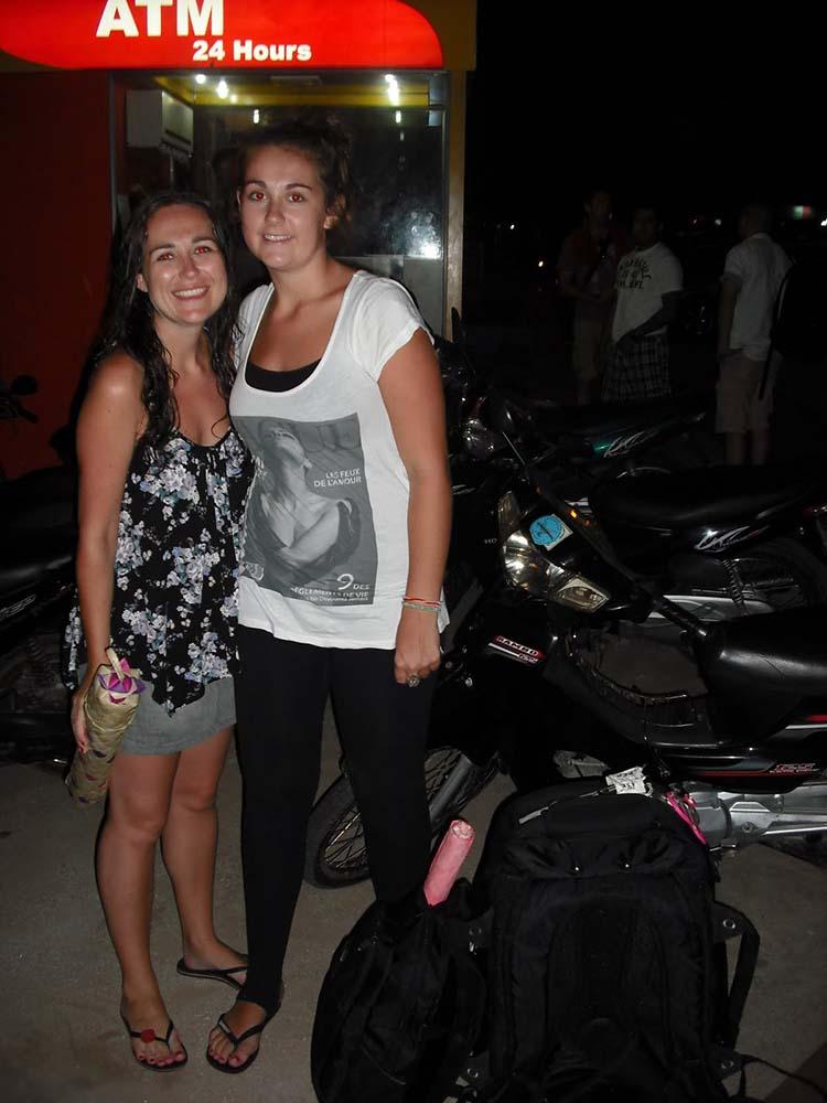 travel with georgina