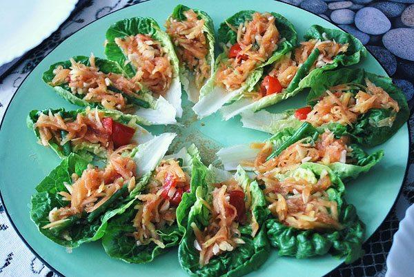 Som Tam Thai Papaya Salad