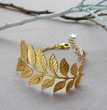 bonbi forest autumn bracelet