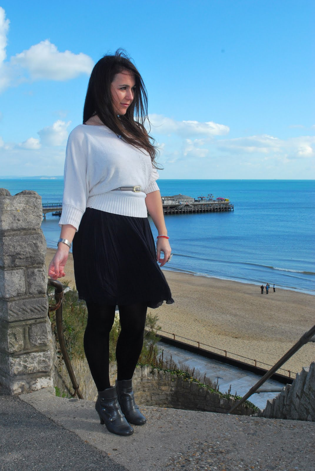 outfit of the day bournemouth