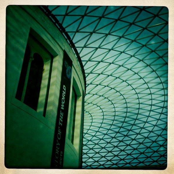 ceiling british museum