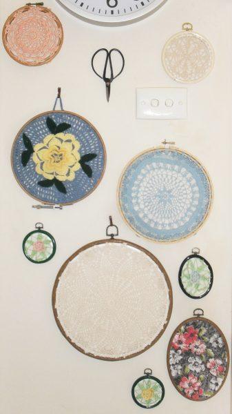 crochet loops