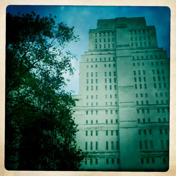 senate house london