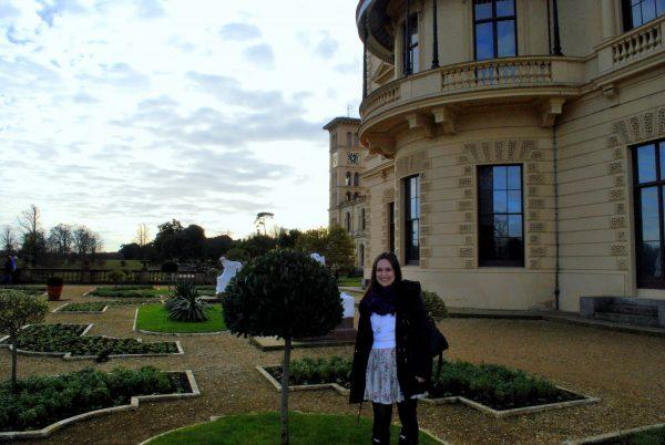 at Osbourne House