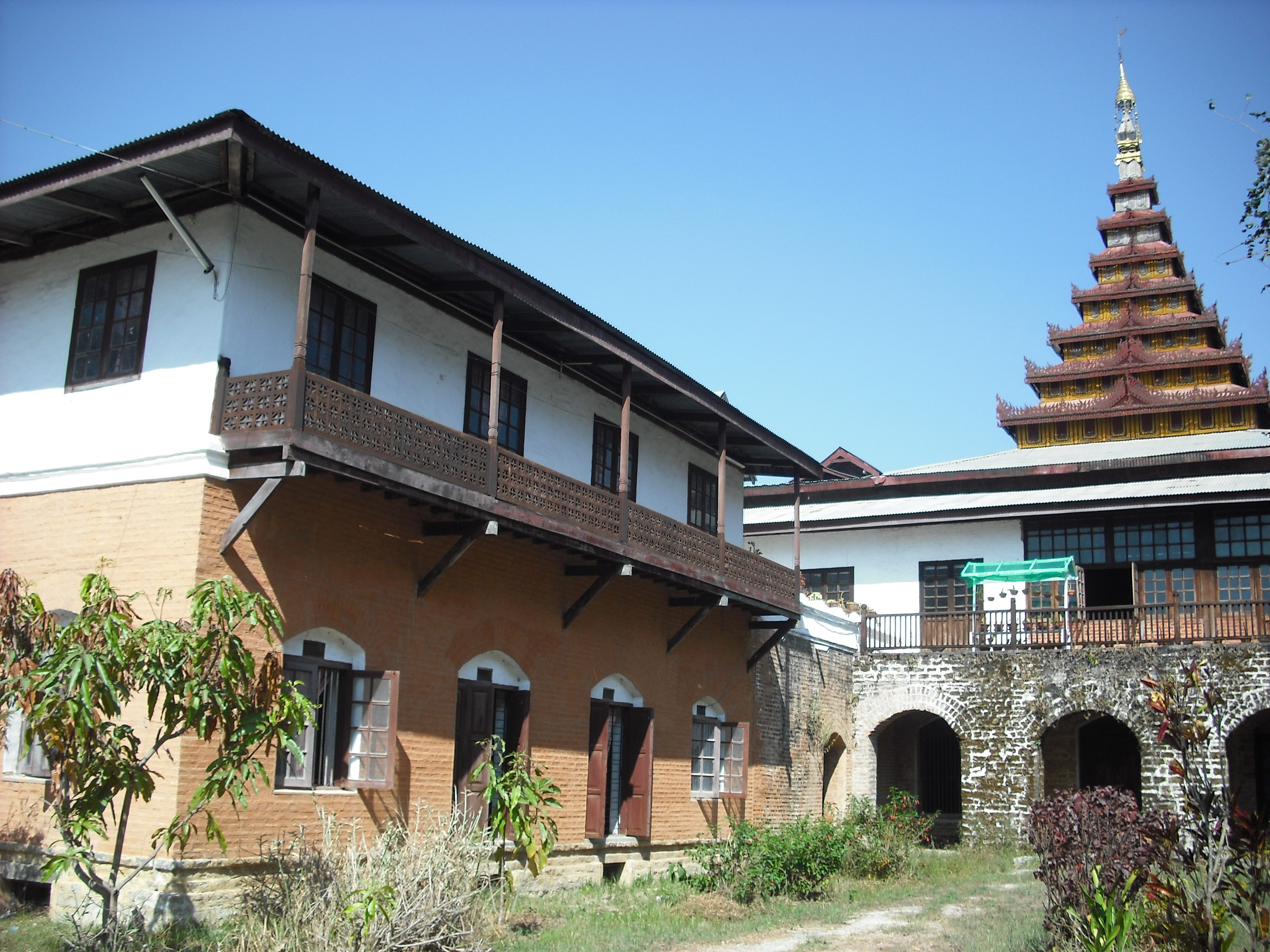 museum in Nyaung Shwe