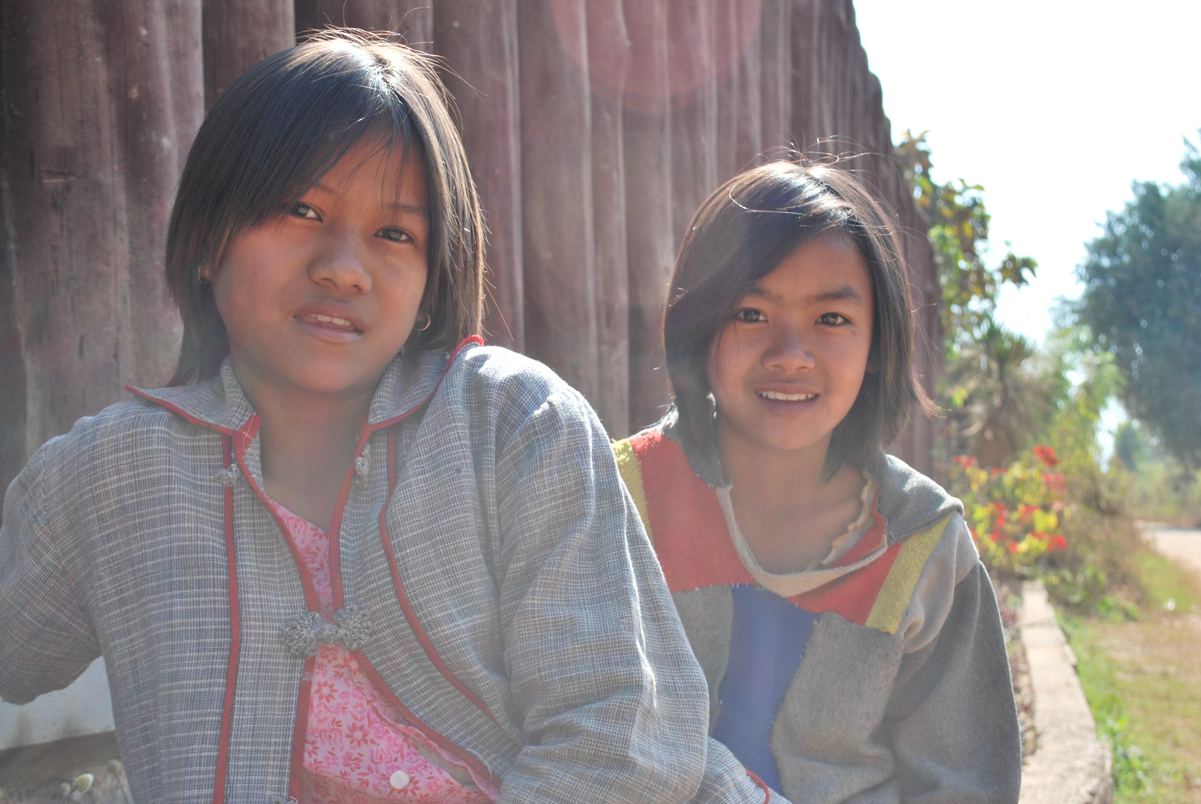 beautiful burmese girls