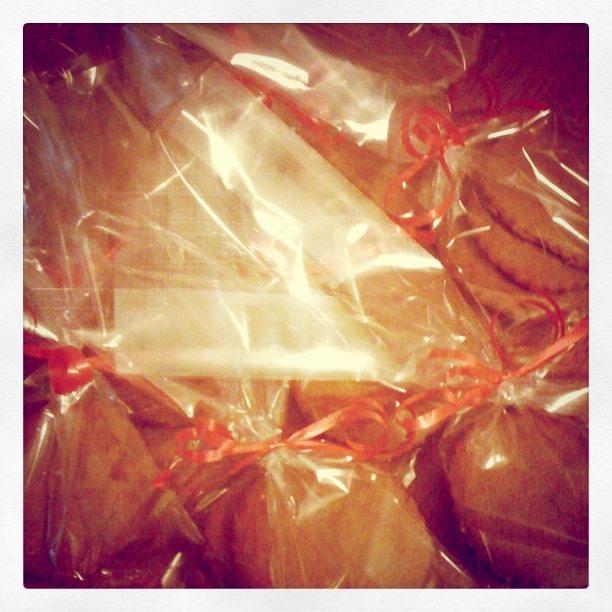 bags of gingerbread