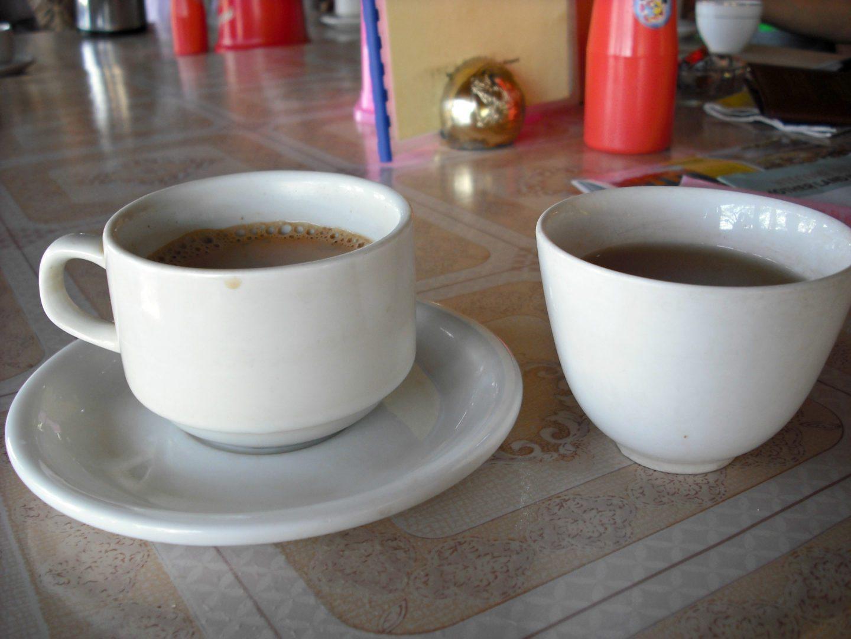 tea in Burma