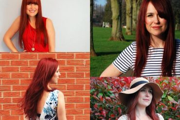 red hair rosalilium