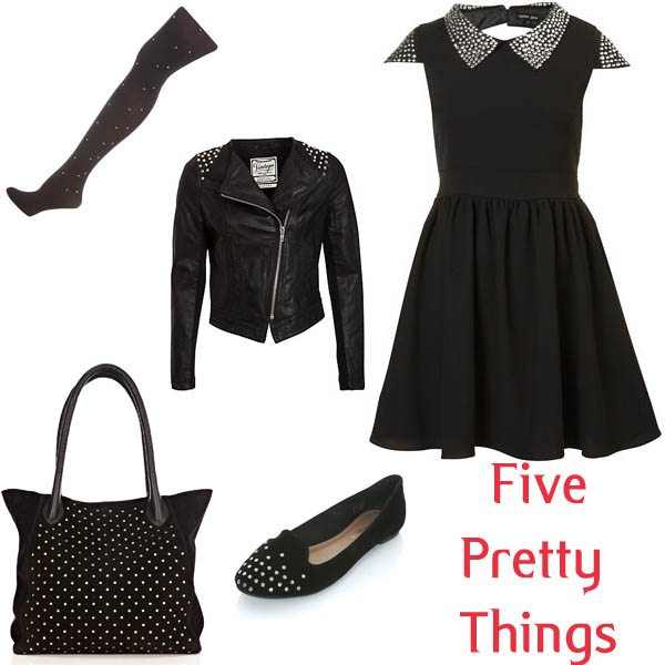 five pretty things studded