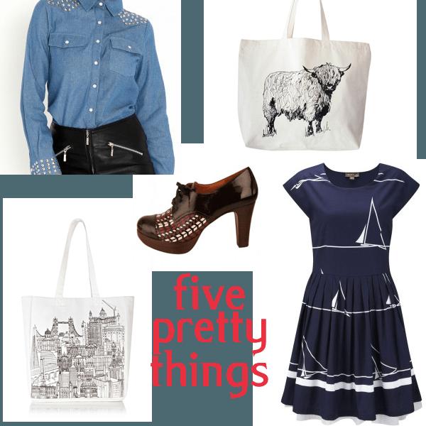 five pretty things