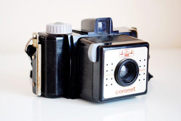vintage coronet camera