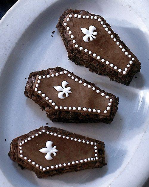 brownie coffins