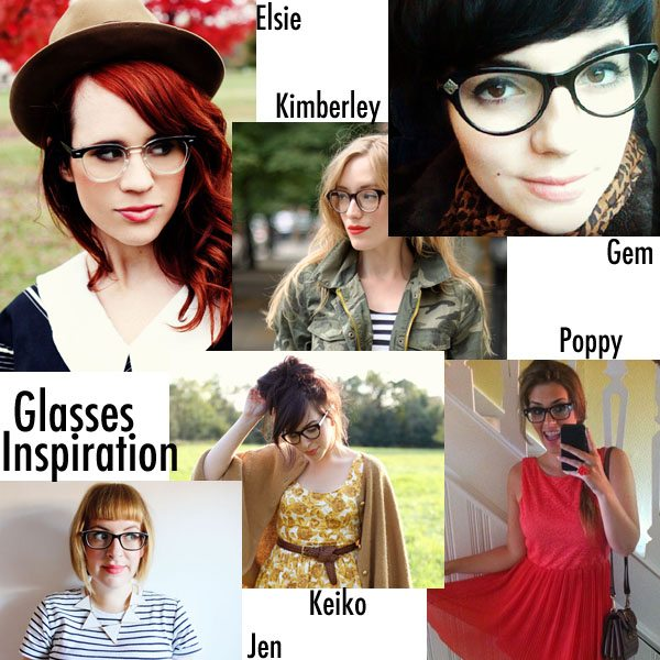 Bloggers in Glasses