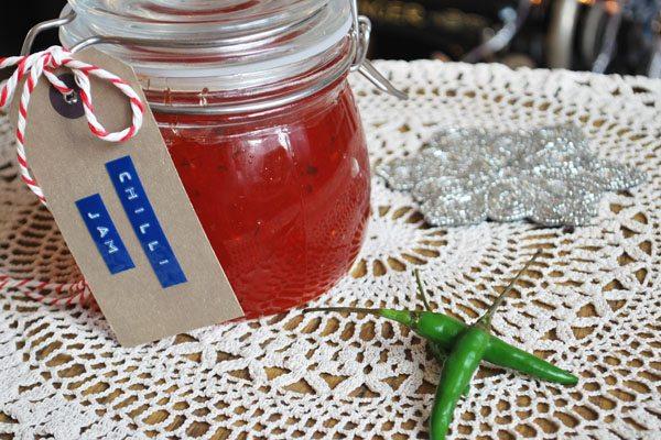 Homemade Chilli Jam