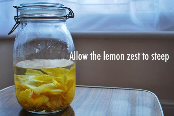 Steep Lemon Zest
