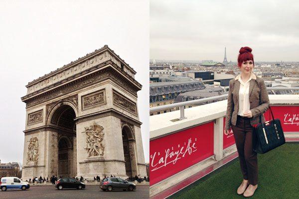 Here I Am in Paris
