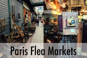 The Paris Flea Markets