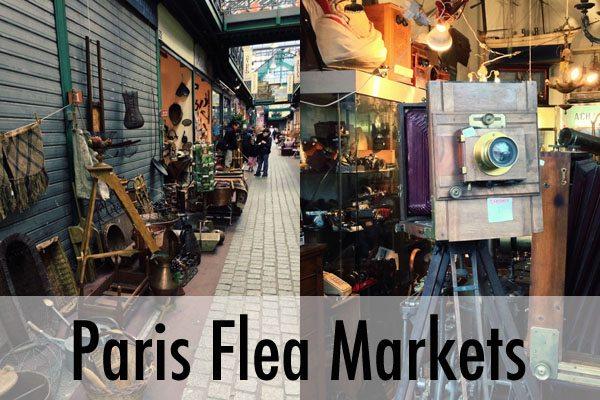 The Paris Flea Markets