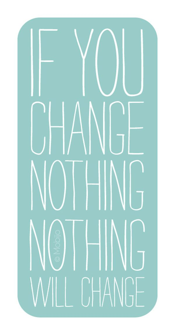 Why I Believe in the Power of Change  Rosalilium