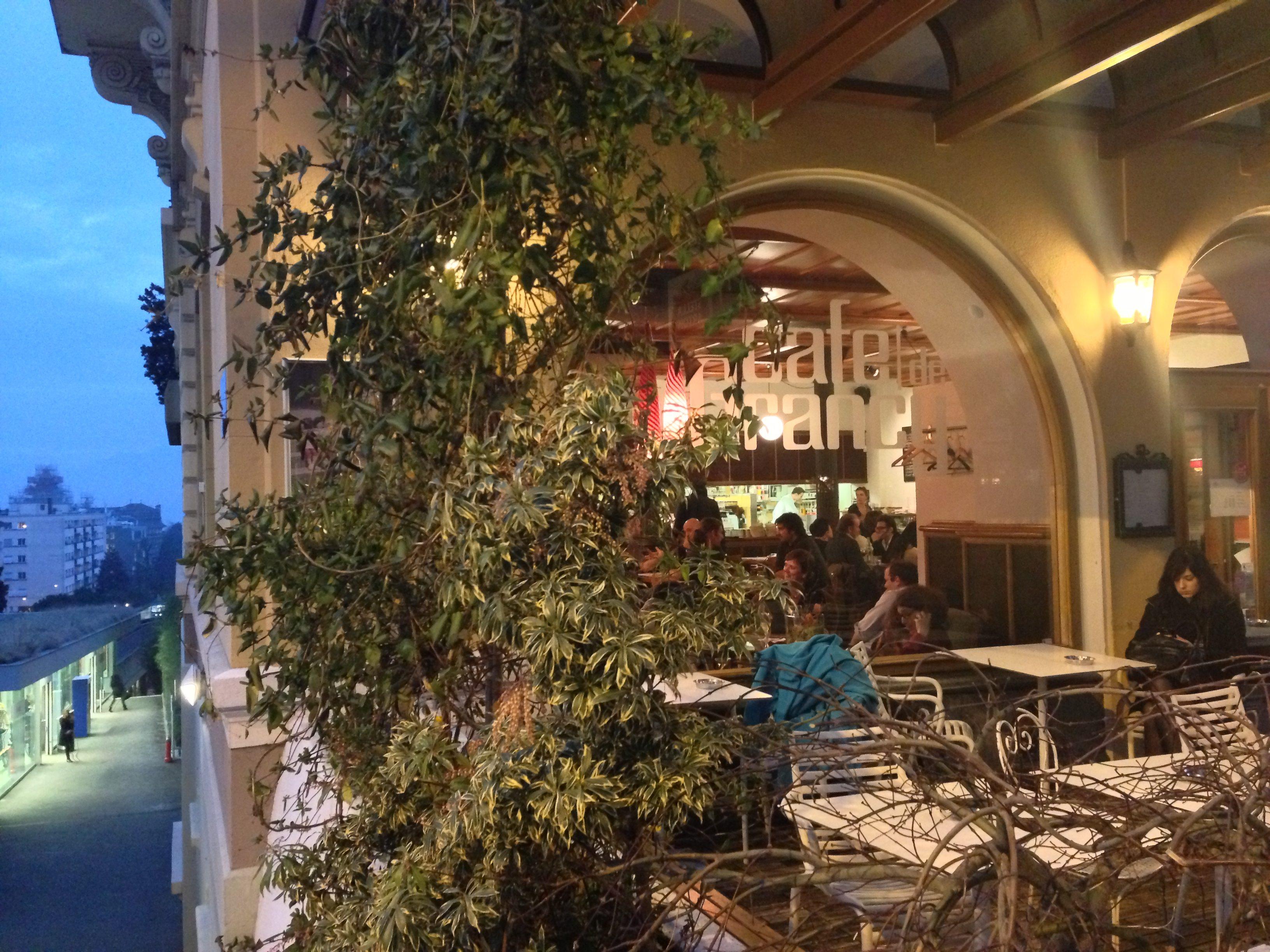 Cafe De Grancy