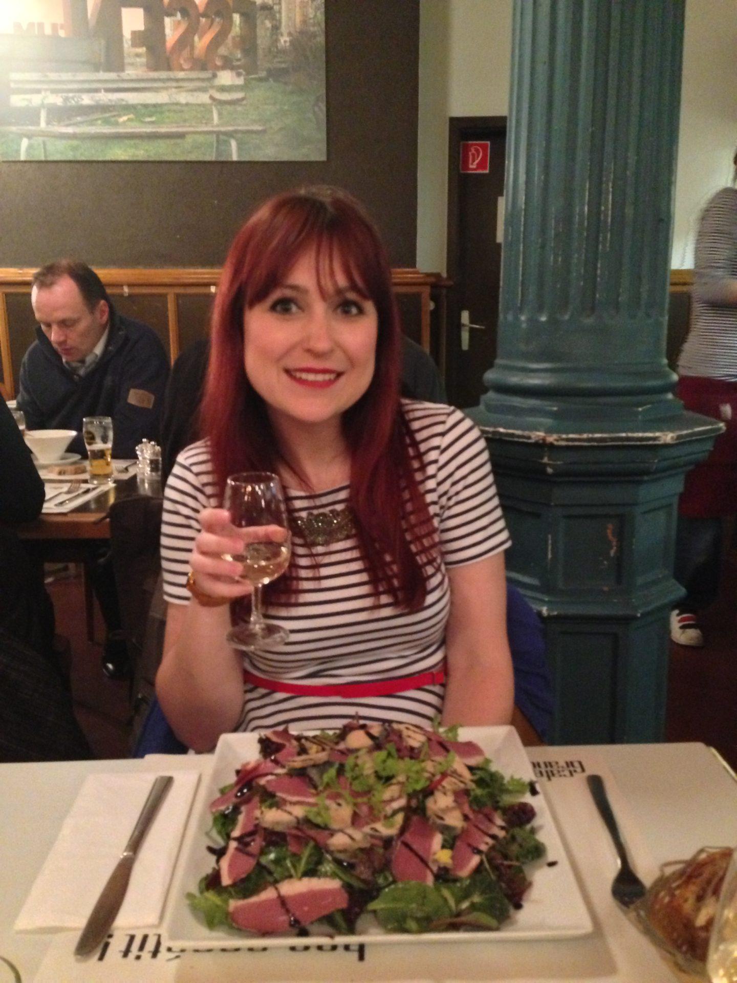 At Cafe De Grancy