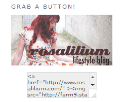 Rosalilium Shareable Blog Badge