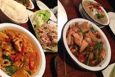 Rosas Thai Food
