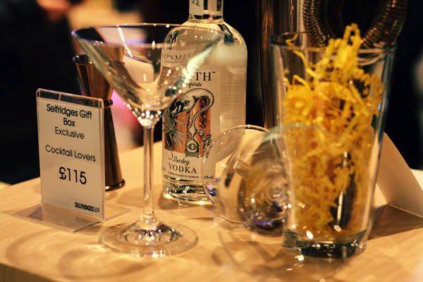 Selfridges Cocktail Gift Set