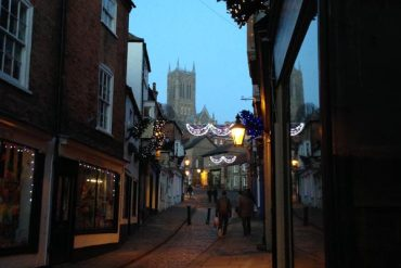Lincoln Steep Hill