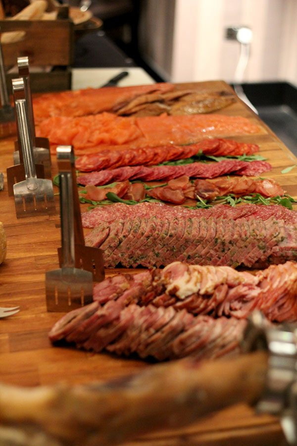 Meat at the Chefs Table