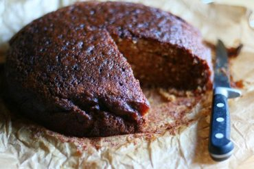 Rum and Ginger Cake Recipe