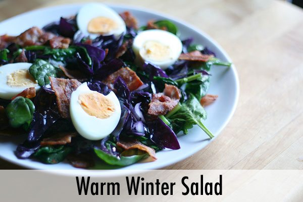 Warm Winter Salad Recipe