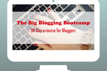 Big Blogging Bootcamp
