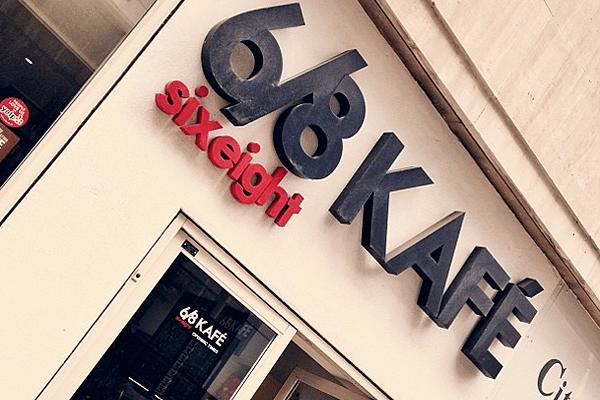 Six Eight Kafe