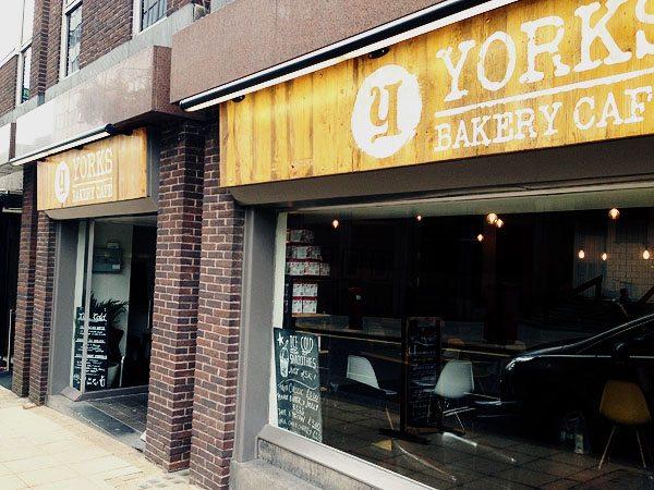 Yorks Bakery Cafe