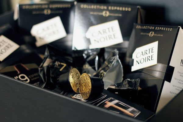 Carte Noire Espresso Coffee Collection