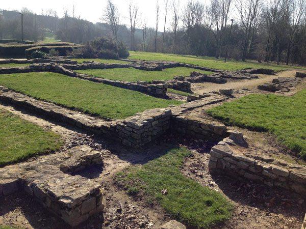 Milton Keynes Roman Ruins