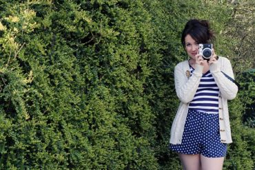 Spots and Stripes Outfit