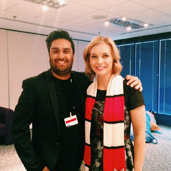 Boyf with Rachel Riley