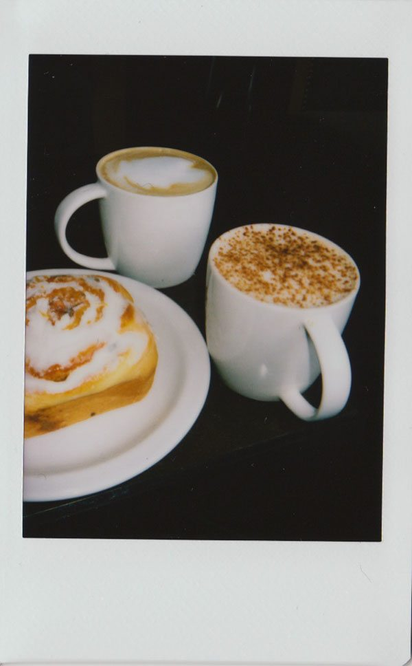 Coffee Instax