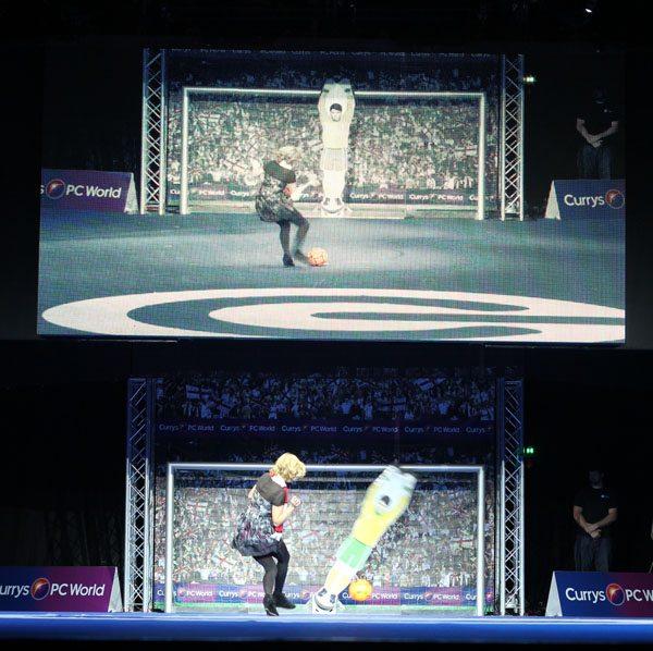 Gadget Show Live Performance