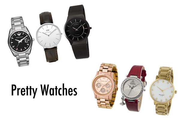 Pretty Watches