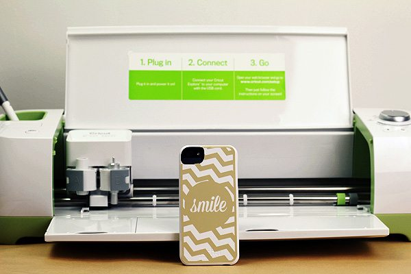 Cricut Explore to make iPhone case